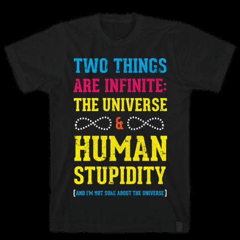Infinite Mens T-Shirt