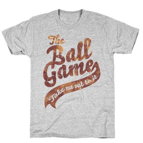 The Ball Game T-Shirt