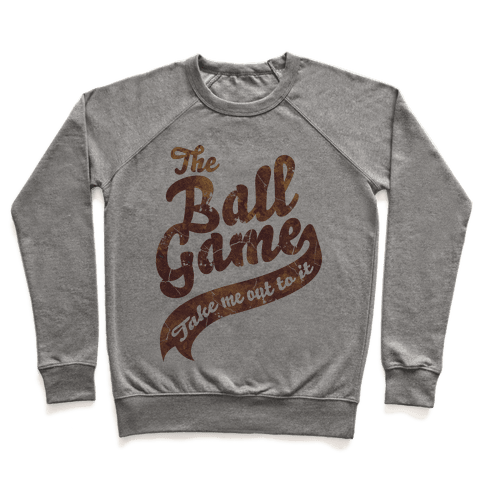 The Ball Game Pullover