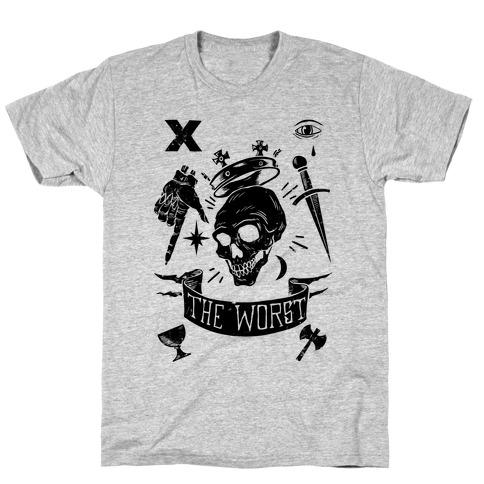 The Worst T-Shirt