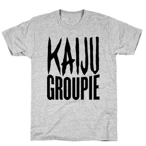 Kaiju Groupie Mens T-Shirt