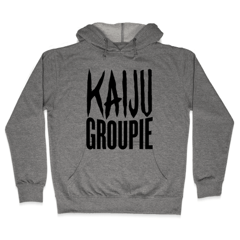 Kaiju Groupie Hooded Sweatshirt