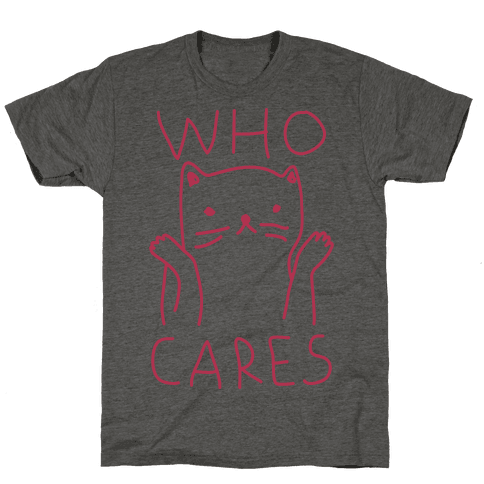 Who Cares Cat