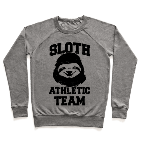 Sloth Athletic Team Pullover