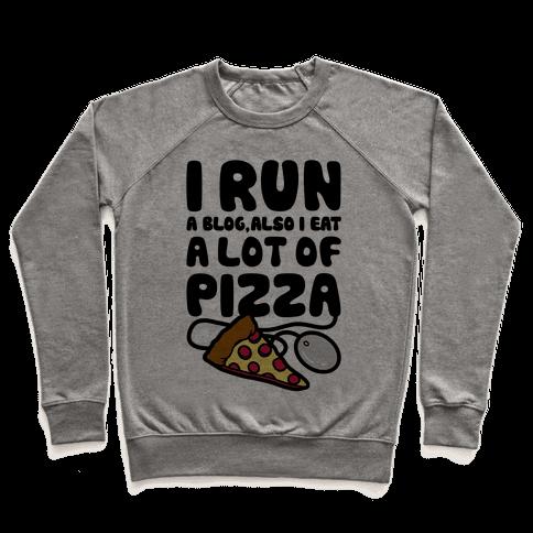 I Run A Blog