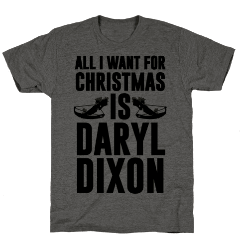 All I Want For Christmas Is Daryl