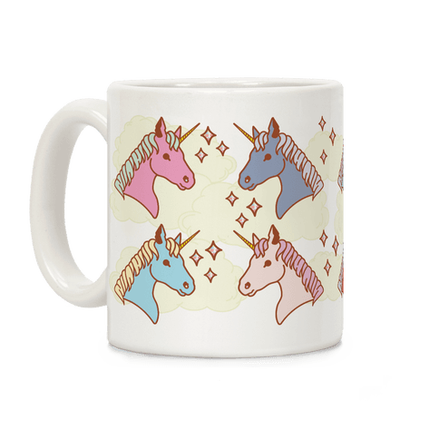 Unicorn Pattern Coffee Mug