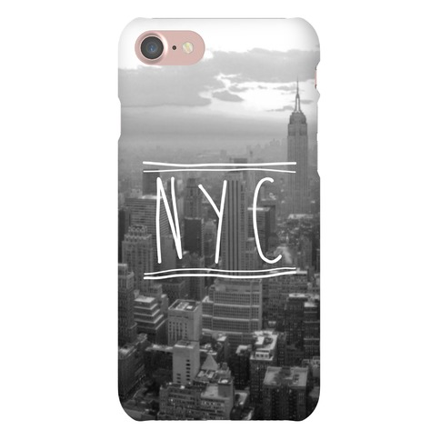 NYC Case Phone Case