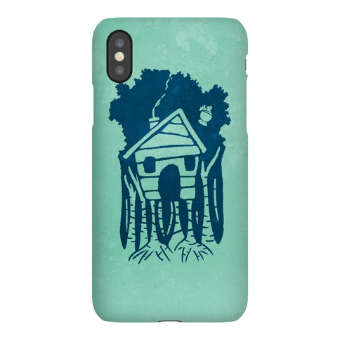 Yaga's House On Hen's Legs Phone Case