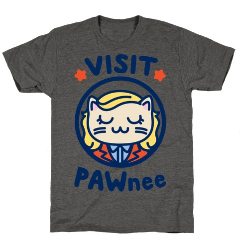 Visit Pawnee T-Shirt
