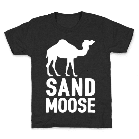 Sand Moose Kids T-Shirt