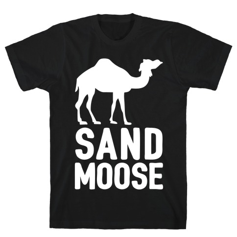 Sand Moose T-Shirt