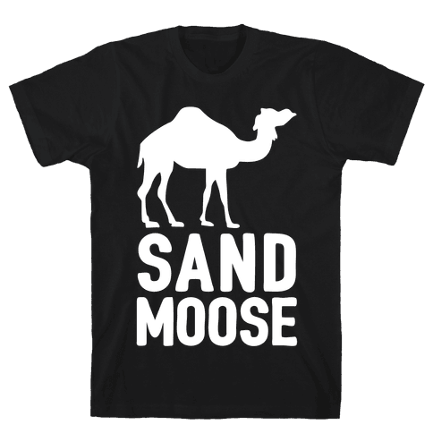Sand Moose Mens T-Shirt