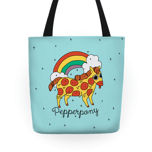 Pepperpony Tote