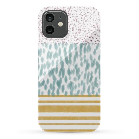 Watercolor Pattern Phone Case