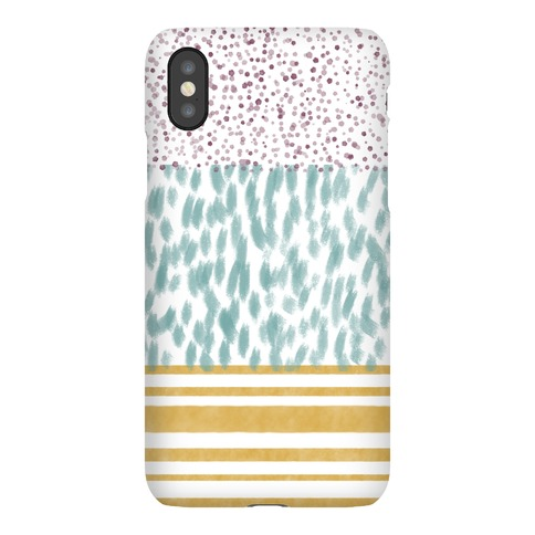 Watercolor Pattern Phone Case