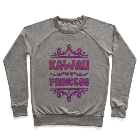 Kawaii Princess Pullover