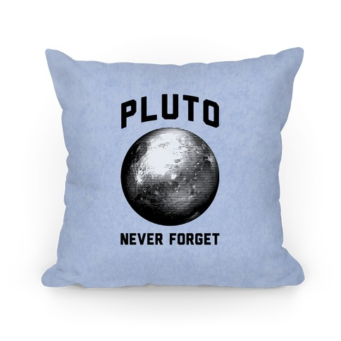 Pluto Pillow Pillow