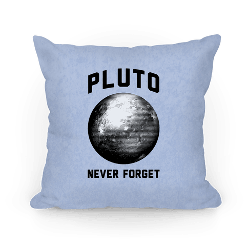 Pluto Pillow