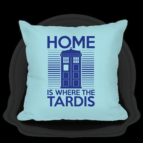 Home Is Where The Tardis
