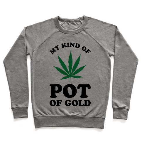 My Kind of Pot of Gold Pullover