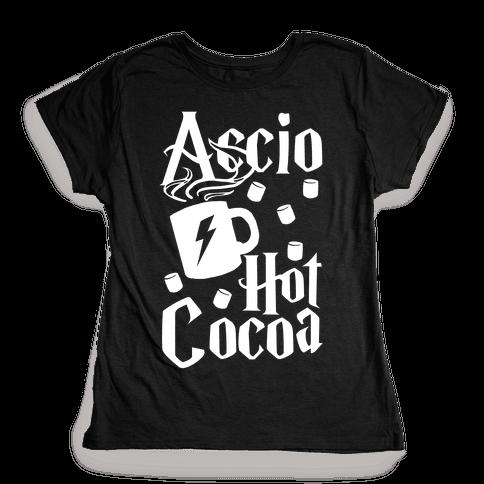 Accio Hot Cocoa Womens T-Shirt