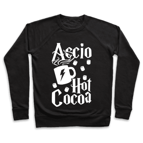 Accio Hot Cocoa Pullover