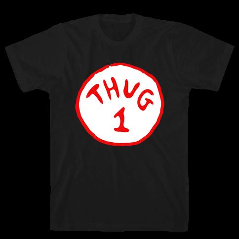 Thug 1 (black)