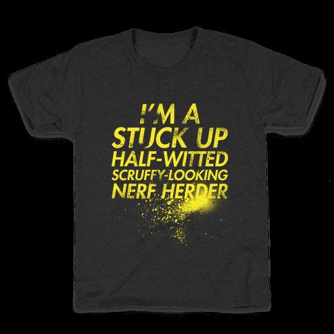 Nerf Herder Kids T-Shirt