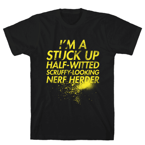 Nerf Herder Mens T-Shirt