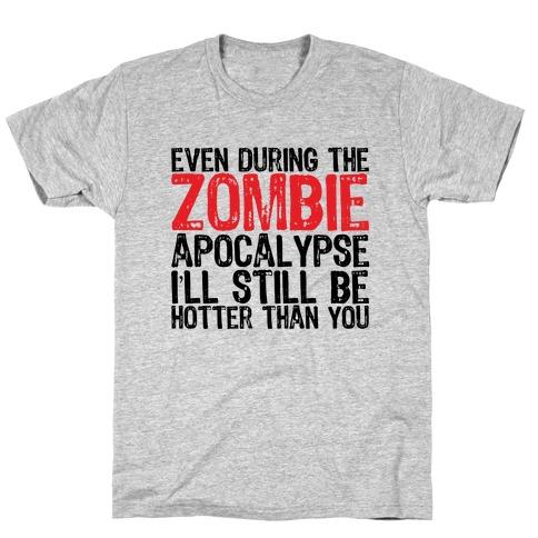 Hot Zombie T-Shirt