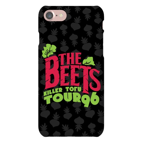 Beets Tour Phone Case