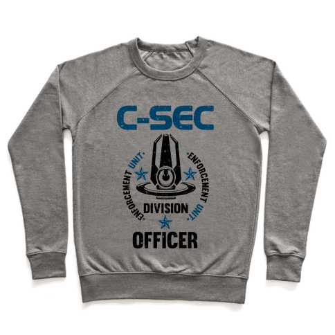 C-SEC Enforcement Unit Pullover