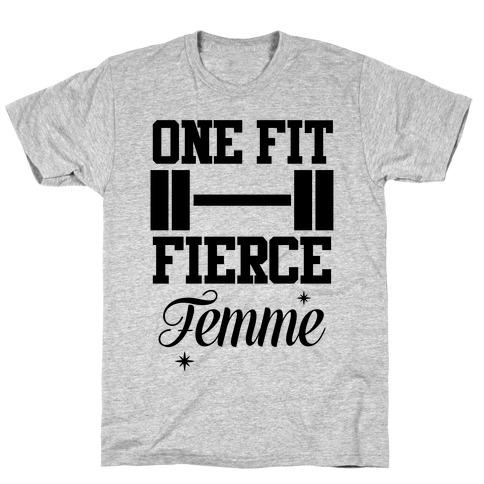One Fit Fierce Femme T-Shirt