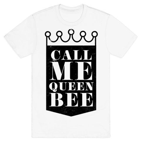 Queen Bee Mens T-Shirt