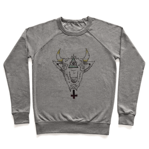 Hail Satan Pullover