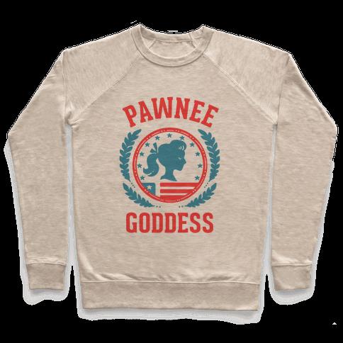 Pawnee Goddess Pullover
