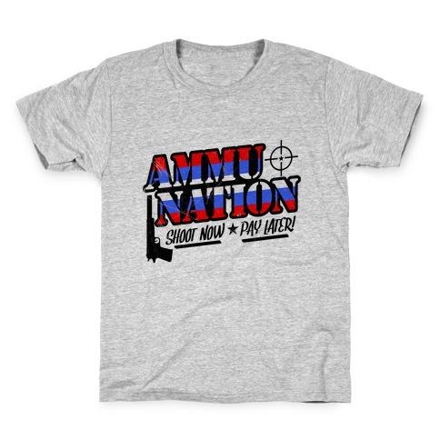 Ammu-Nation Kids T-Shirt