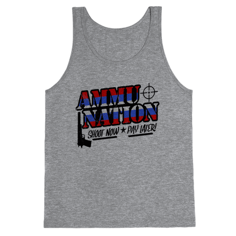 Ammu-Nation Tank Top