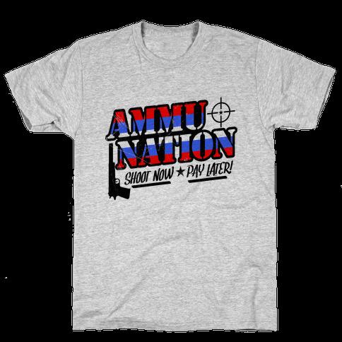 Ammu-Nation Mens T-Shirt