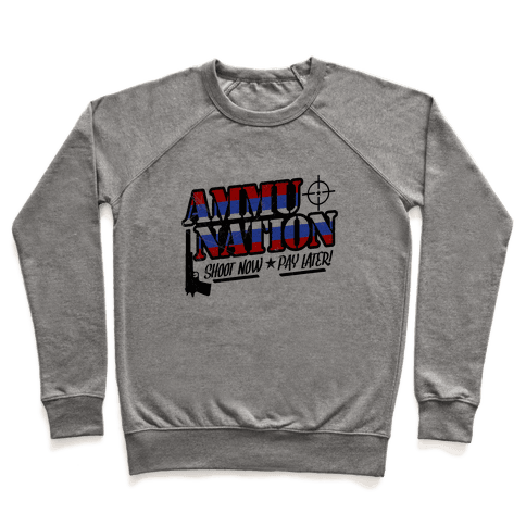 Ammu-Nation Pullover