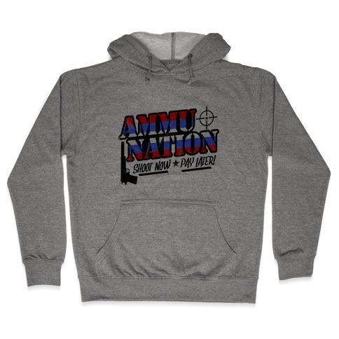 Ammu-Nation Hooded Sweatshirt