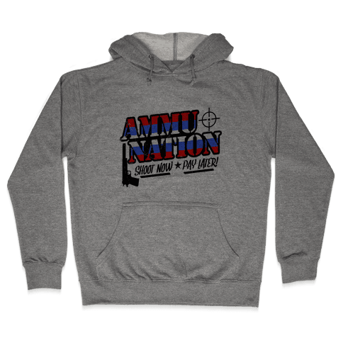 Ammu-Nation Hooded Sweatshirt