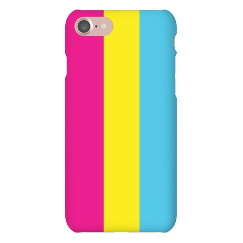 Pansexual Pride Flag Phone Case