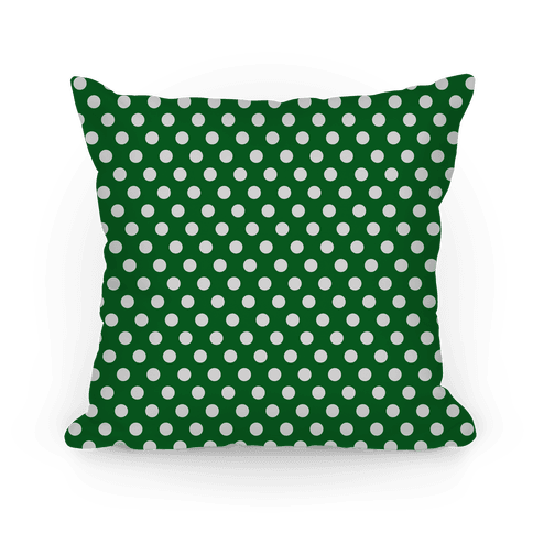 Slytherin House Polka Dot Pattern