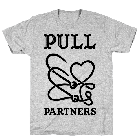 Pull Partner ( 1 ) Mens T-Shirt