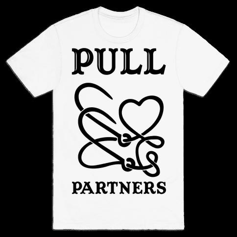 Pull Partner ( 1 ) Mens T-Shirt