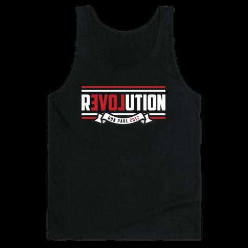Paul Revolution 2012 Tank Top