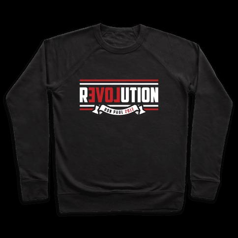 Paul Revolution 2012 Pullover
