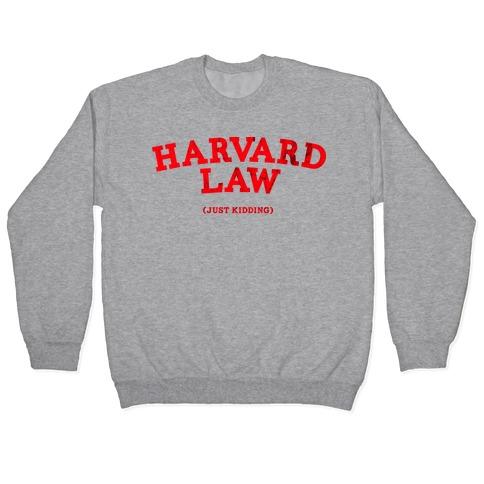 HARVARD LAW (VINTAGE) Pullover